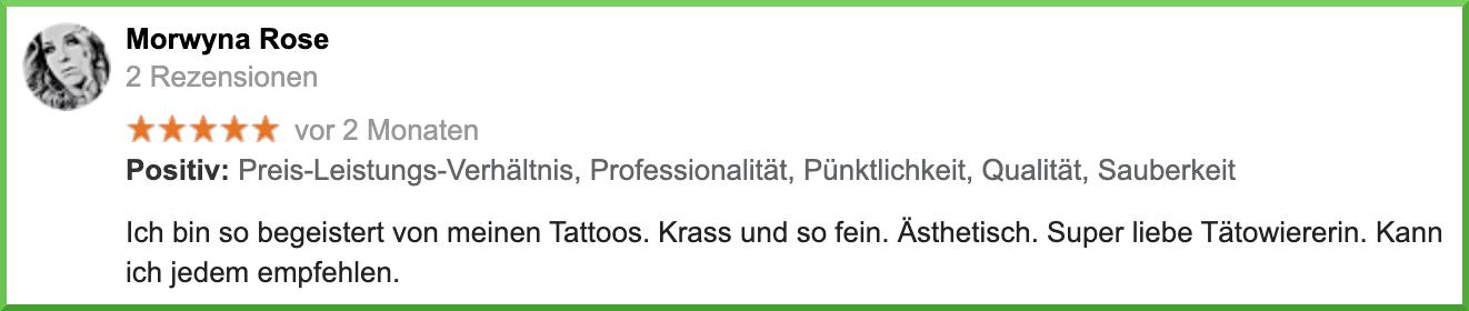 Tattoo in Herrenberg